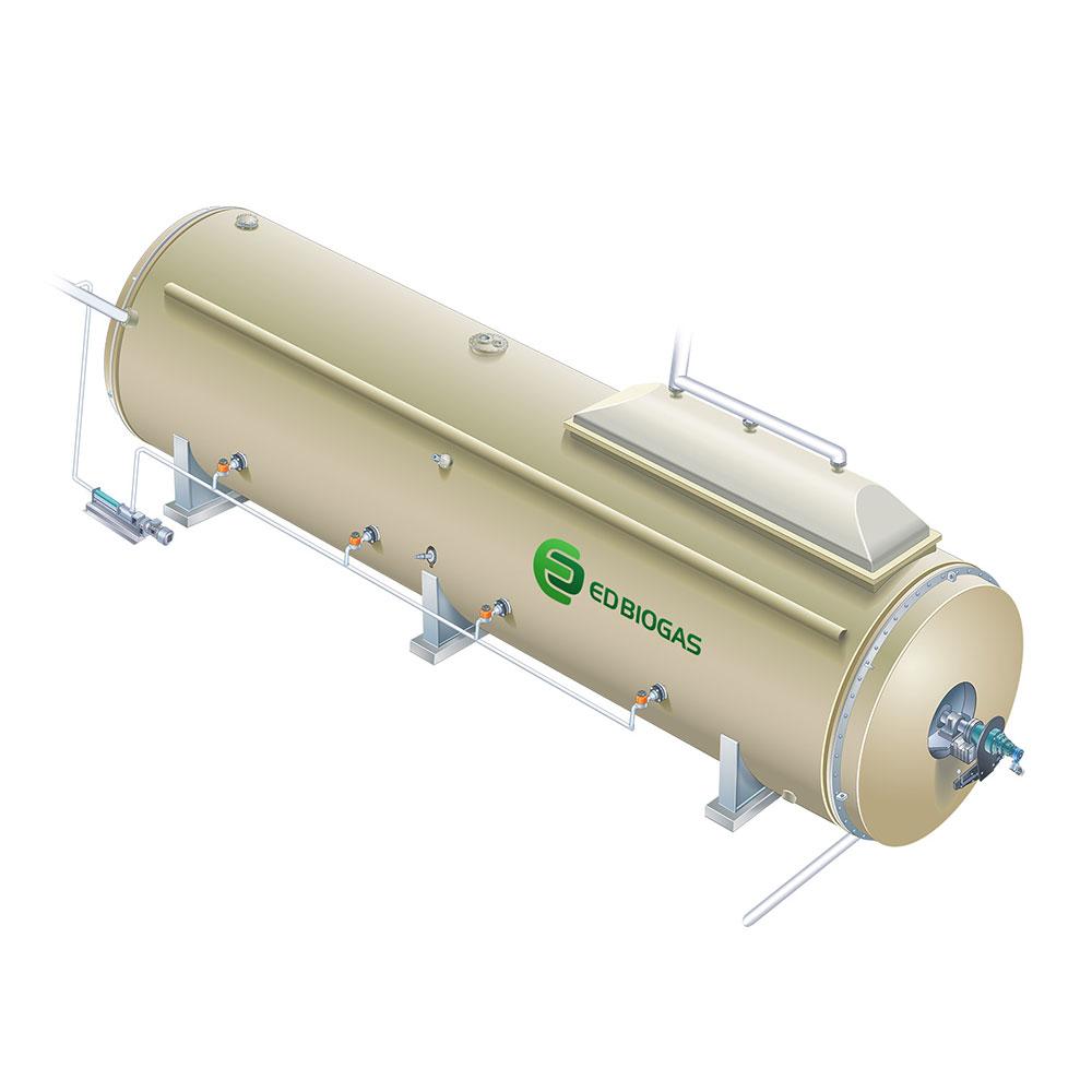 Biogasreaktor