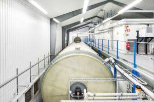 Biogasreaktor Finspång