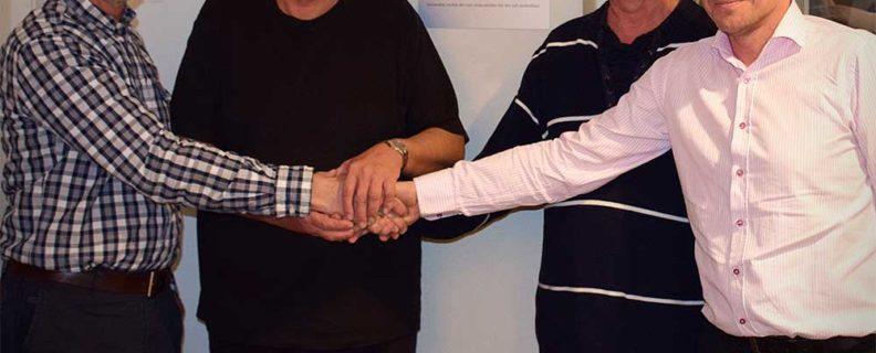 Handslag Axsäter
