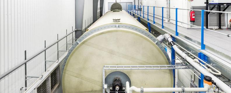 Reaktor i hallen